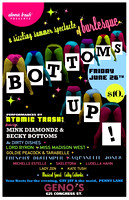 Bottomz Up Burlesque @ Genos (Portland, ME)