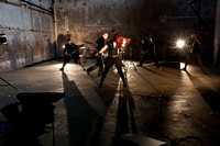 System Divide Video Shoot + Outtakes