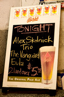 Alex Skolnick Trio (Danbury, CT)